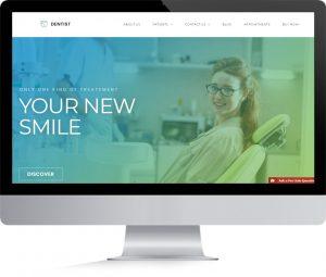 Criação de sites para clinicas odontológicas rj