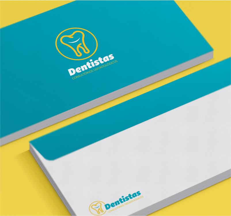 Criação de logotipo para médicos