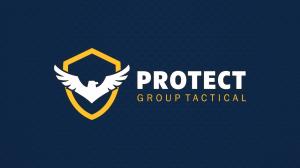 Identidade visual Protect Group Tactical