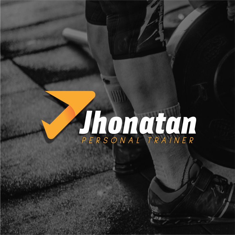 logo personal trainer