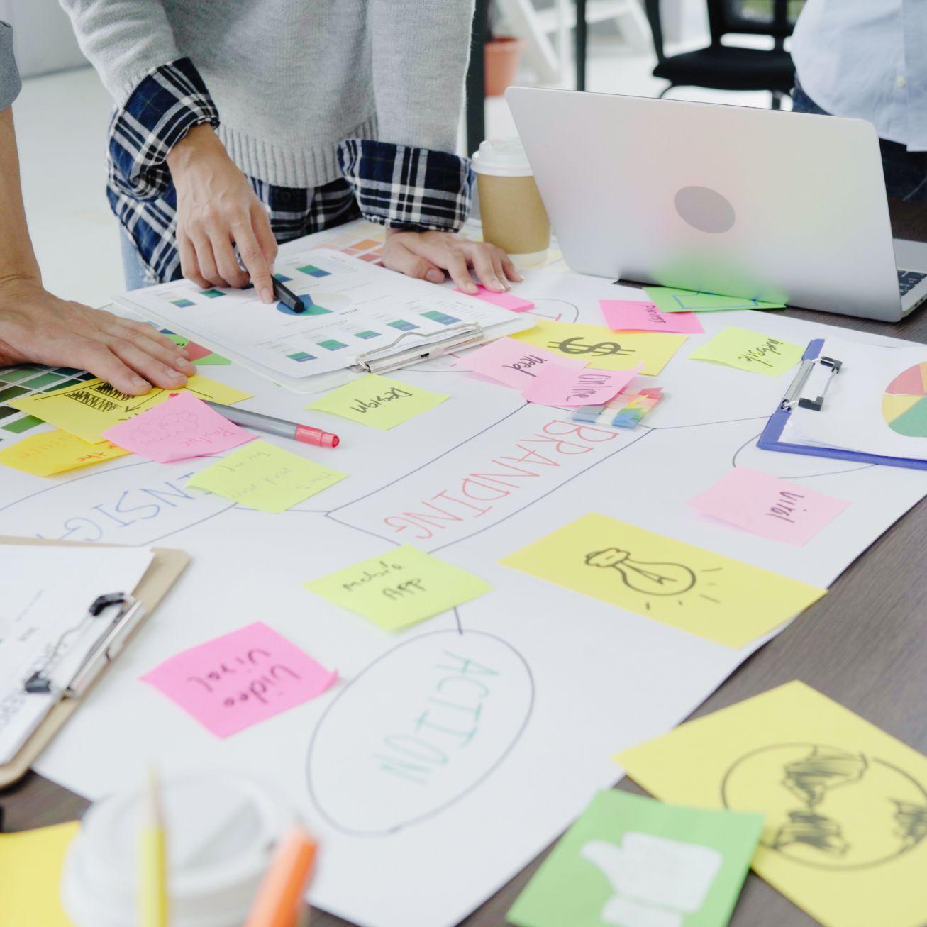 Qual a relação entre design gráfico e a sua gestão de marca ?