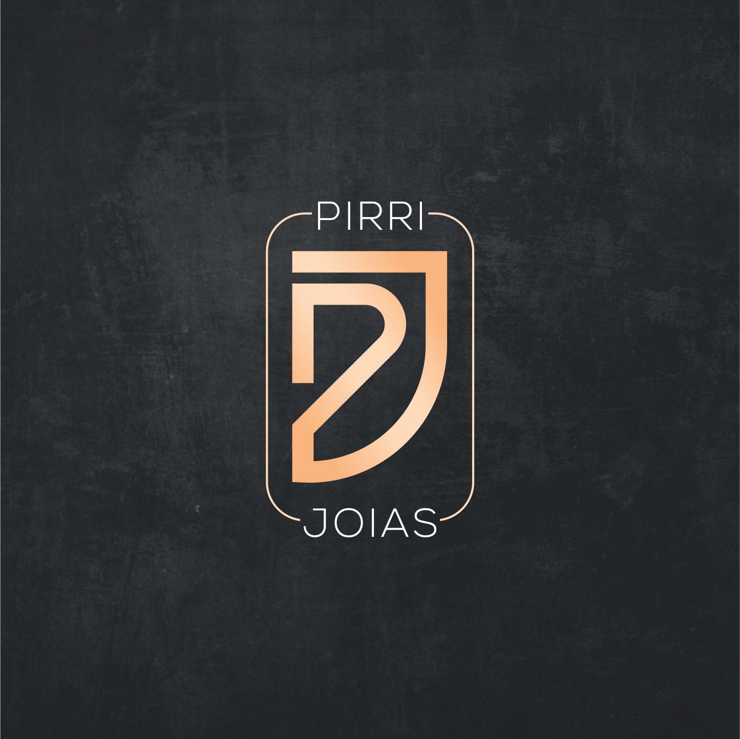 Logotipo semi jóias