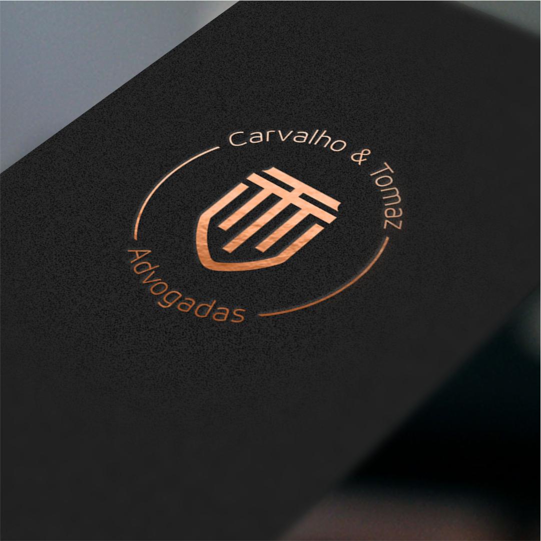 aplicação do logotipo