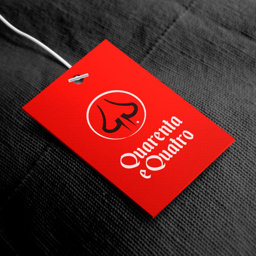 tag loja de roupas